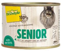 VITALstyle Kattenvoer Blik Senior 200 gr