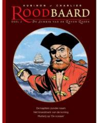 Ons Magazijn Roodbaard, de schrik van de zeven zeeën 2 - De kapitein zonder naam ; Het brandmerk van de koning ; Muiterij op 'De Oceaan'