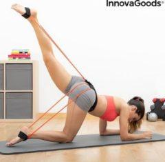 Oranje Innovagoods Hoogwaardige weerstandsband - Fitness Weerstandsband - Fitness Elastiek