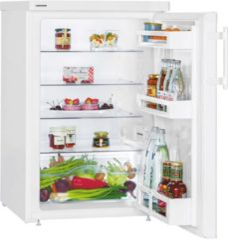 Witte Liebherr TP 1410-22 - Tafelmodel koelkast
