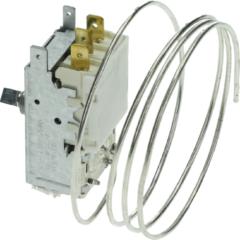 Whirlpool Thermostat A13-0702 Atea (Kompaktstecker-Anschluss) für Kühlschrank 481228238181