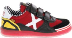Munich G-3 Jongens Sneakers - Rood - Maat 28