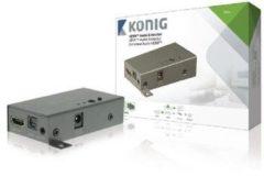 Nedis GmbH Nedis König KNVEX3400 3840 x 2160Pixel Video-Konverter KNVEX3400