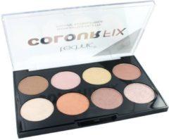 Beige Technic Colour Fix Highlighter Palette - Powder