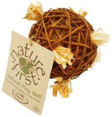 Happy Pet Knaagspeeltje Speelbal Willow - Speelgoed - per stuk