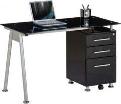 Hjh OFFICE Schreibtisch NERO