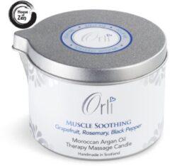 Orli Vegan Massageolie Aromatherapie Muscle Soothing - 100% biologisch en dierproefvrij