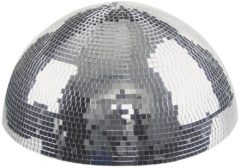 Showtec Half-mirrorball 30 cm 30 cm Half mirrorball for wall and ceiling mount