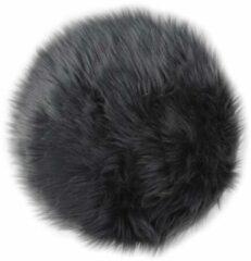 Artichok Isabel kleedje - Rond Ø35 cm - Grijs