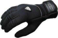 Zwarte Waterproof G1 Duikhandschoen 1.5mm