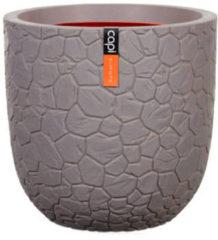 Capi europe Capi Nature Clay pot 43x41cm bloempot grijs