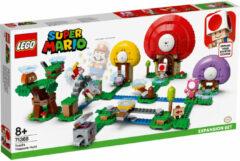 LEGO Super Mario 71368 LEGO® Super Mario™ Toads schattenjacht - uitbreidingsset