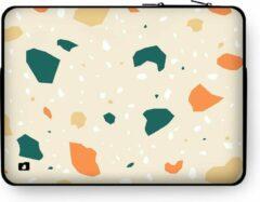 """DuckZip Laptophoes 13 inch – Macbook Sleeve 13"""" - Terrazzo N°1"""