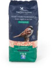 Wildbird Vogelbescherming Pindapellets - Buitenvogelvoer - 1.75 l Geel Roze