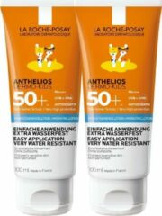 La Roche-Posay Anthelios Kids Zonnebrandmelk SPF50+ - 2x100ml
