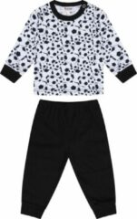 Beeren Baby Pyjama Soccer/Zwart 74/80