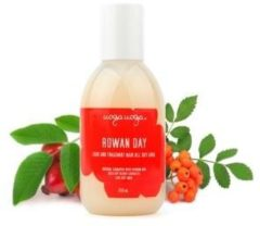 Uoga Uoga Shampoo rowan day vegan droog haar 250 Milliliter