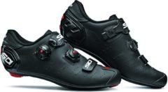 Zwarte Sidi Ergo 5 Matt fietsschoenen - Fietsschoenen