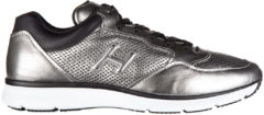 Argento Hogan Scarpe sneakers uomo in pelle h254 t2015 h 3d forato