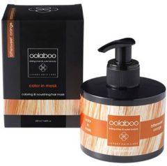 Oolaboo - Color in Mask - Bittersweet Orange - 250 ml