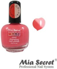 Oranje Mia Secret Mood Nagellak Pink Peach