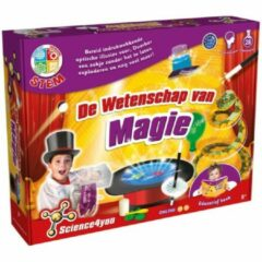 Science 4 You Wetenschap The Science Of Magic
