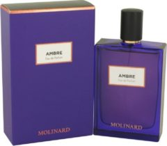 Molinard Ambre By Molinard Eau De Parfum Spray 75 ml - Fragrances For Everyone