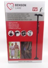 Benson Trade Magic Cane Wandelstok Easy Ergo Met LED Lamp
