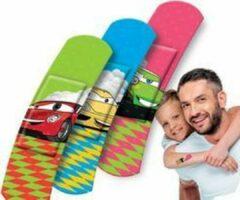 Witte Lifemed Kinder-Pflaster-Strips 'Autos', 10er
