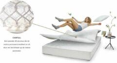 Witte Matrasbeschermer Smartsleeve Premium - 180x190/200cm