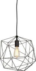 Zwarte Hanglamp Copenhagen - Zwart - draadijzer - It's About RoMi