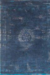 Louis de Poortere vloerkleden Louis de Poortere - Fading World Medallion Vloerkleed 170x240 - Blauw