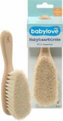 Babylove Babyhaarborstel, 1 st