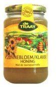 De Traay Zonnebloem-klaverhoning (1 Pot van 450 gr)