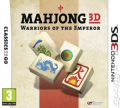 Easy Interactive Console Mahjongg 3D - 2DS + 3DS