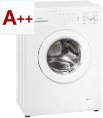 Waschmaschine Frontlader WM6812-10 (6 Kg, 1200 U/min, 173 kWh, A++) Exquisit Weiß