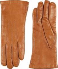 Laimböck Leren handschoenen dames model Dublin Color: Cognac, Size: 7