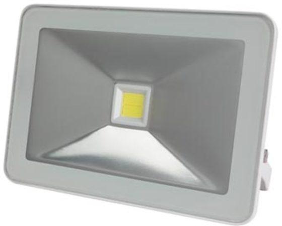 Afbeelding van Universeel Design Led-schijnwerper - 20 W, Neutraalwit - Wit