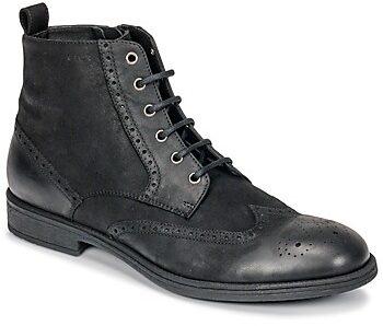 Afbeelding van Zwarte Boots en enkellaarsjes U JAYLON G U84Y7G by Geox