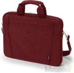"Rode Dicota Slim Case Base 11-12.5 12.5"" Messenger case Rood"