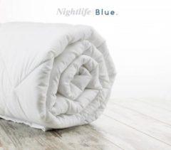 Witte Nightlife Zomer Dekbed 140x200 - Katoen