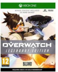 Microsoft Overwatch Legendary Edition, Xbox One video-game Basic + DLC