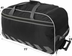 Zwarte Hummel Travelbag Elite Sporttas Unisex - One Size