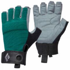 Bordeauxrode Black Diamond - Women's Crag Half-Finger Gloves - Handschoenen maat XS, bordeaux