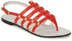 Rode Sandalen Versace DSL944C