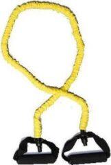 Matchu Sports - Fitness Elastiek DeLuxe - Extra Light (geel) - 1,2 meter