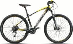 29 Zoll Mountainbike 27 Gang Montana... schwarz-gelb, 48cm