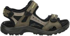 Ecco - Offroad Yucatan Sandal - Sandalen maat 48, zwart/grijs
