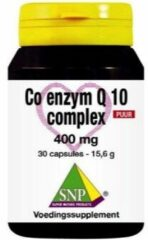 Snp Co Enzym Q10 Complex 400 Mg Puur (30ca)