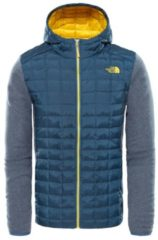 Hoody Gordon Lyons mit Thermoball™-Isolierung 2U7Z-FTH The North Face SHADYBLUE/GRISAILLEGRYHTR